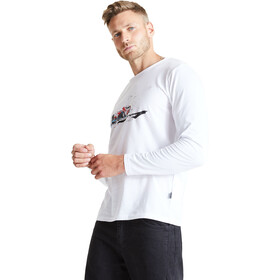 Dare 2b Overdrive LS Tee Men, white